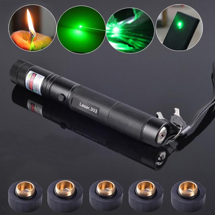 超高出力レーザーポインター18650電池