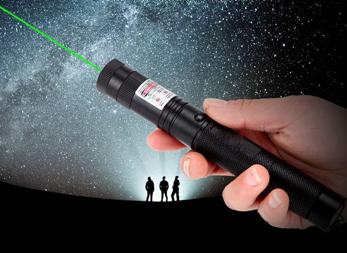 満天星レーザーポインター