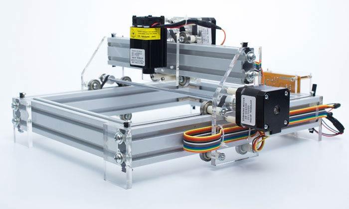 木材 レーザー彫刻機