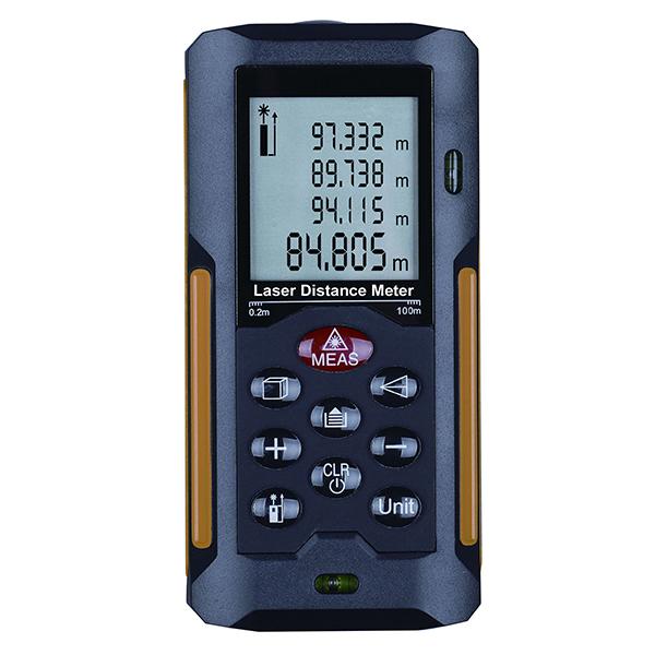 携帯型レーザー距離計