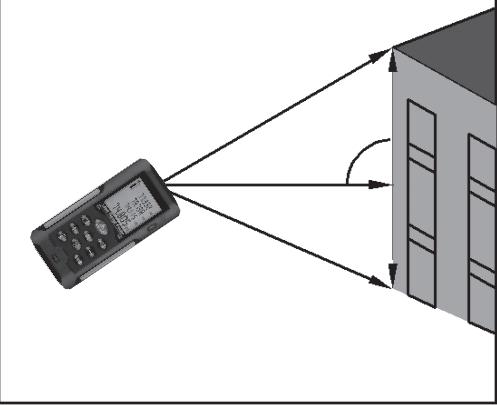 レーザー測距 携帯に便利