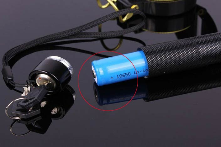 5in1 焦点調整 5000mwレーザーポインター