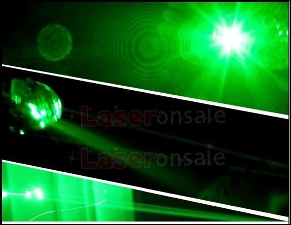超高出力レーザーポインター2000mW