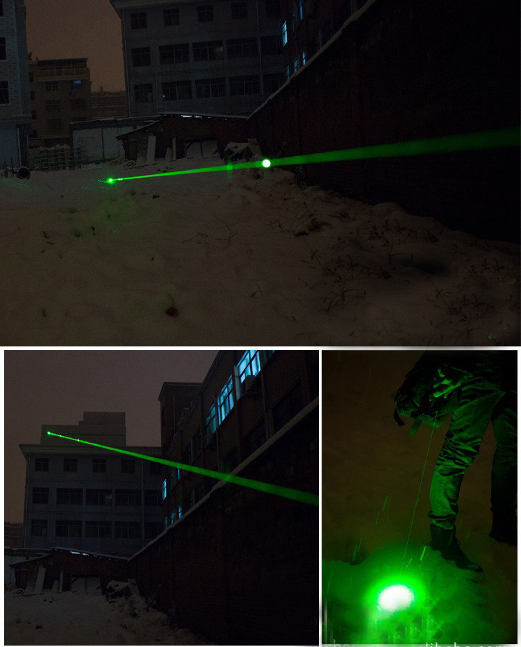1000MWグリーンレーザーポインター