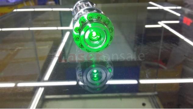10000mw高出力レーザーポインター 防水 グリーレーザーポインター