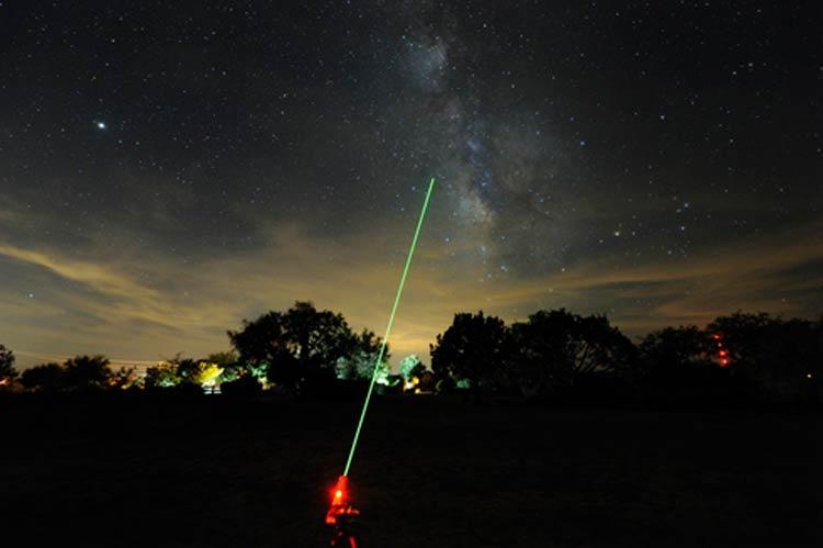 野外使用レーザーポインター绿色レーザー改造