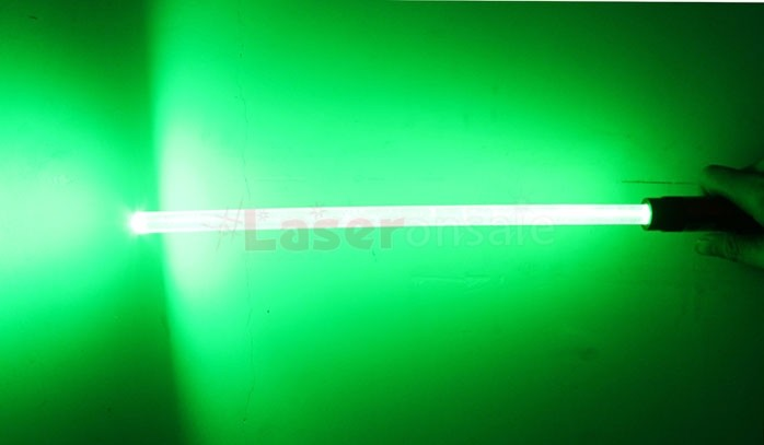 5000mW最も強力なグリーン レーザー ポインター