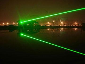 レーザーポインター 緑