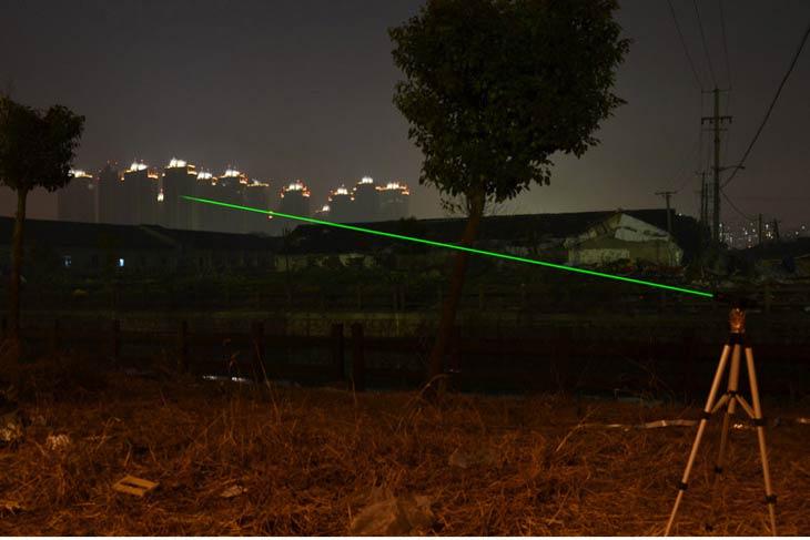 5mW緑色レーザーポインター