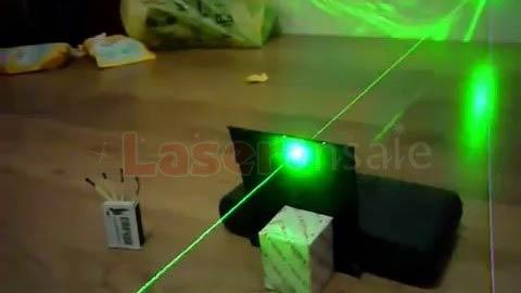 レーザーポインター最強 鳥駆除レーザー 懐中電灯
