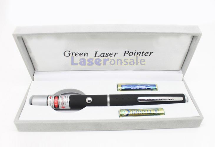 200mW レーザーポインター グリーン