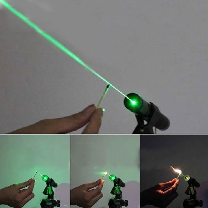 3000mw 緑レーザーポインター
