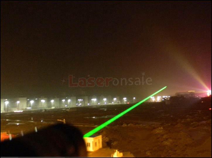 3000mwグリーンレーザーポインター 星空観賞 満天の星 フォーカス調整可能