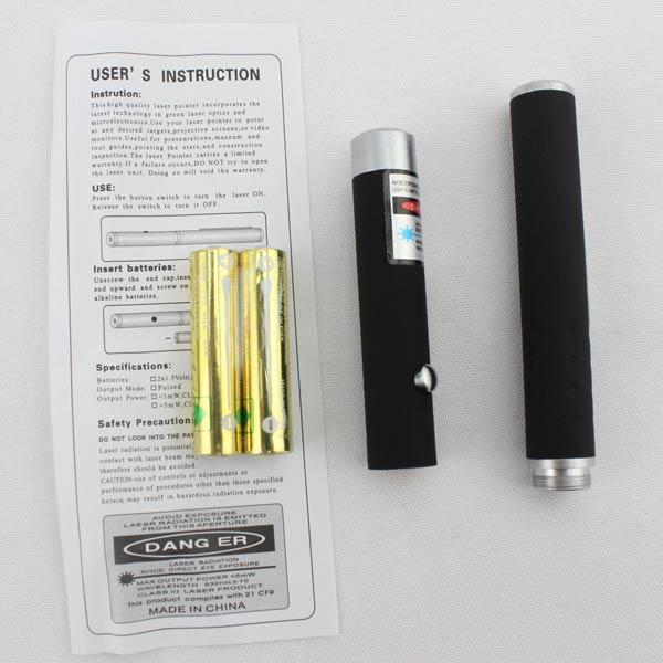 5mW 青紫レーザーポインター 低出力 レーザーペン プレゼンに最高 固定焦点