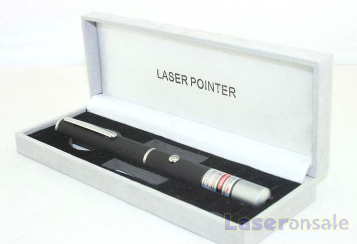 5mW レーザーポインター 低出力