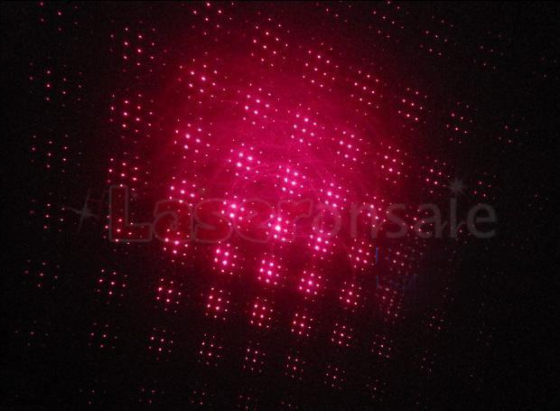 5mW2in1赤色レーザーポインター