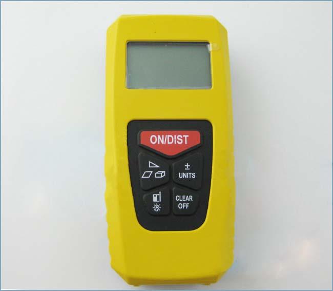 レーザー距離測定器 40m 赤外線レーザー