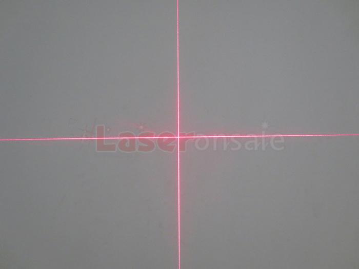 レーザーポインター十字ライン