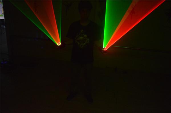 グリーンレーザー用レーザー回転ダンスクラブdjレーザー