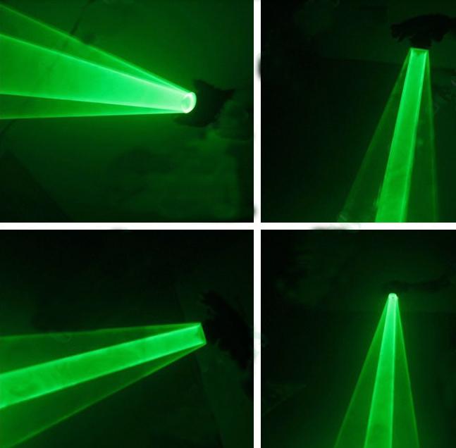 グリーンレーザー用レーザー回転ダンスクラブ