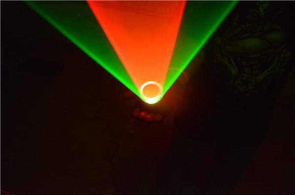 レーザースワール手袋 djレーザーショーパブパーティレーザー光