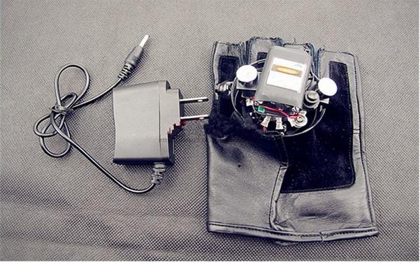 レーザースワール手袋 djレーザーショーパブパーティレーザー光万里デバイス