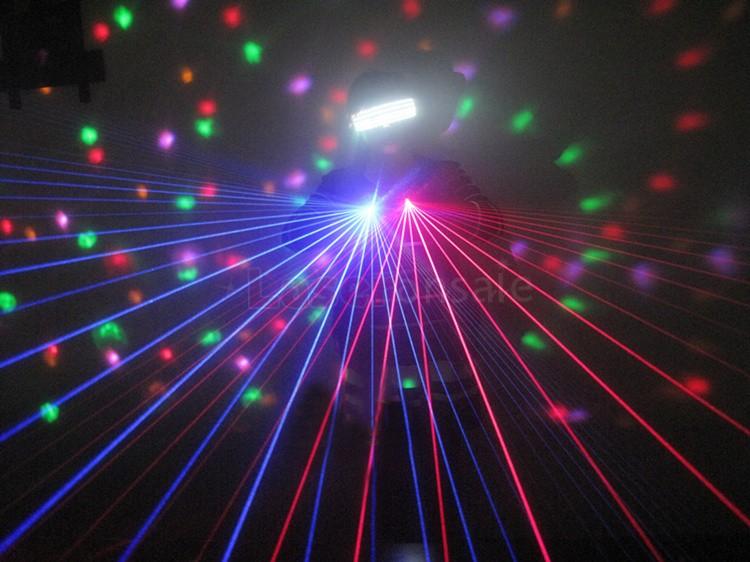 レーザー LED メガネ 眼鏡 サングラス パーティーグッズ