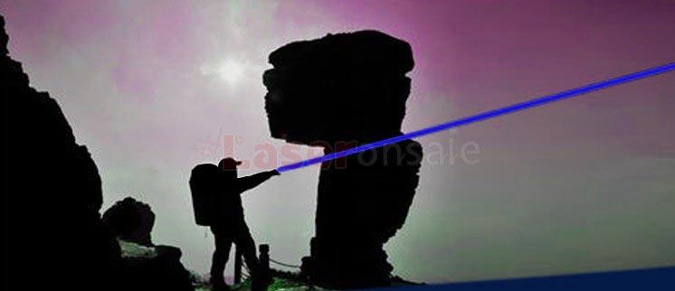 20000mwレーザーポインター 超高出力青色レーザー懐中電灯