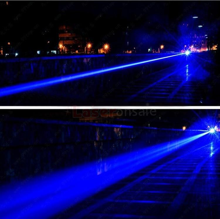 10000 mw超長距離高出力のブルーレーザーポインター