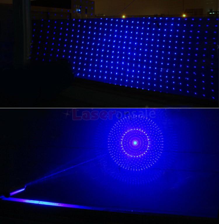 HTPOW最強青色20000mwレーザーポインター 超強出力