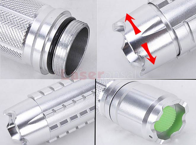 レーザーポインターHTPOW 人気新品 満天星 防水5in1