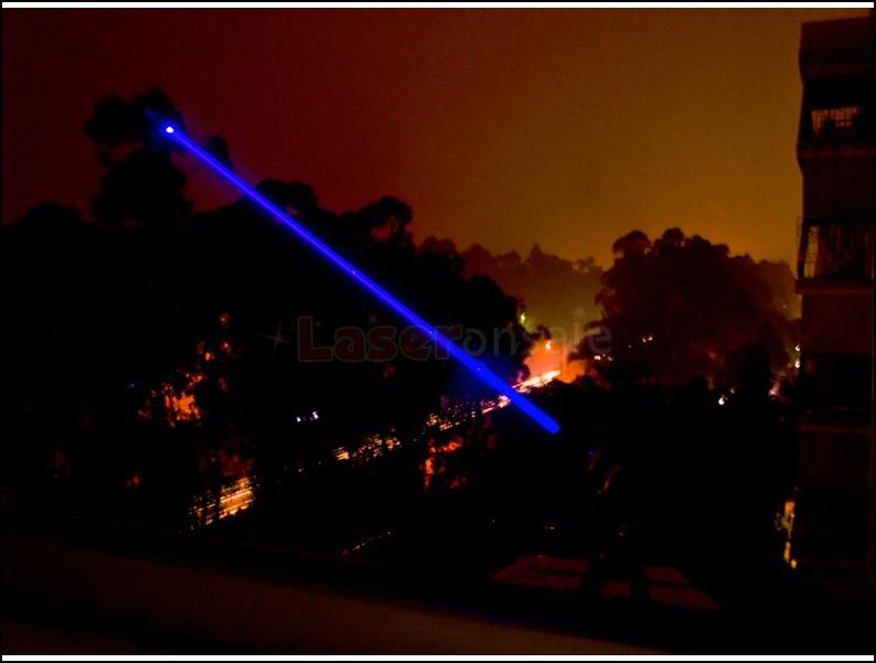レーザーポインター 青色 2000mw満天の星 激安高出力レーザーポインター