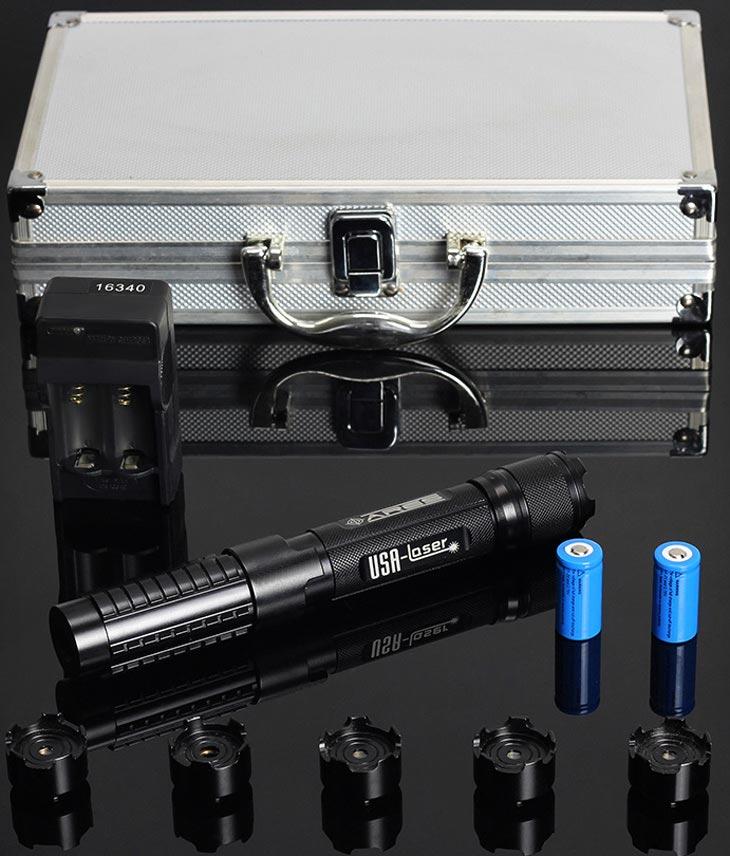 レーザーポインター 照射距離