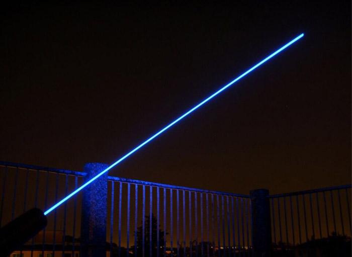 超強力20000mwブルーレーザーポインター 青色