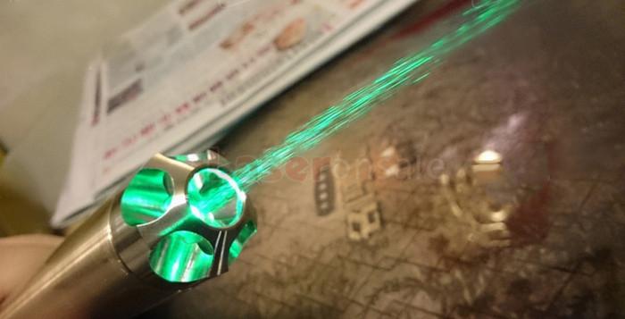 レーザーポインター強力緑色