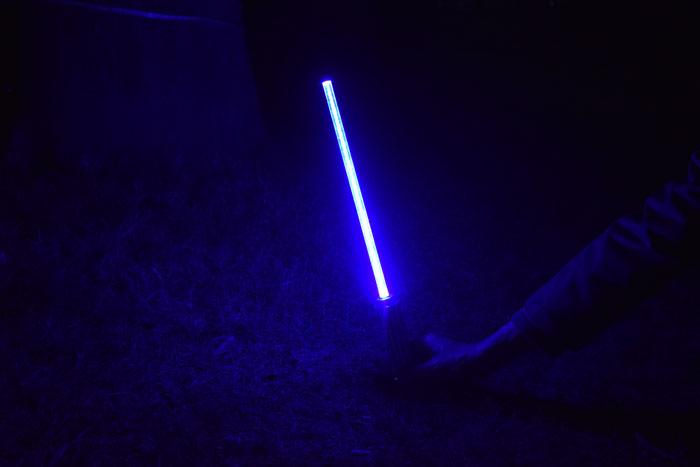450nmの青色レーザー