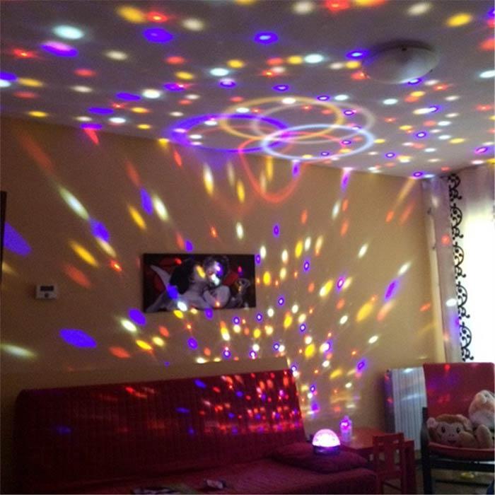 多機能 LEDライト 投影ライト 音楽再生