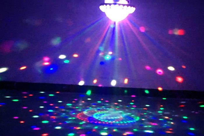 DJ/ フェスティバル/照明用ライト多機能