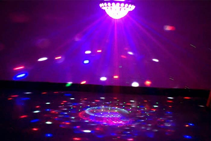 水晶魔球 LED ディスコ/パーティー/KTV