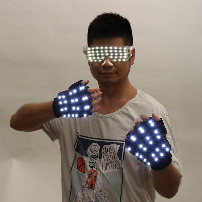 LED発光グローブ
