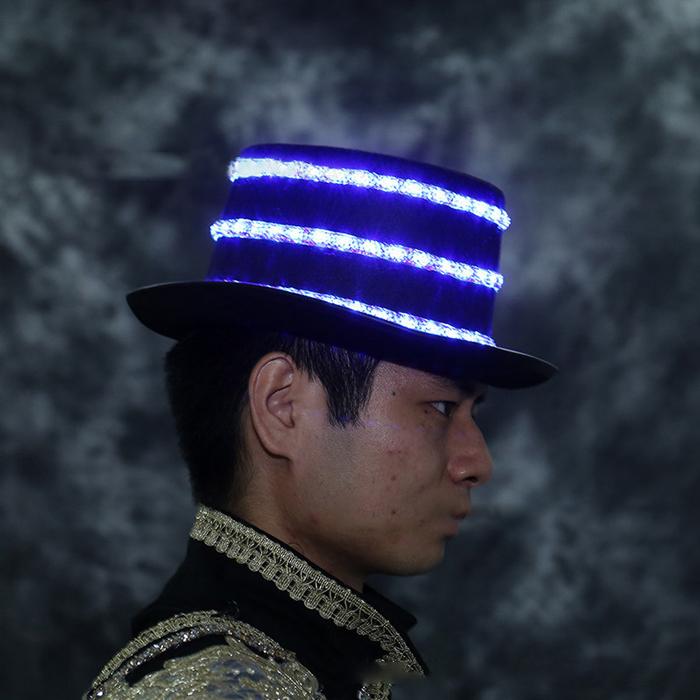 ステージダンス帽子