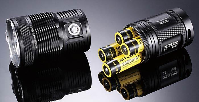 強光LED懐中電灯