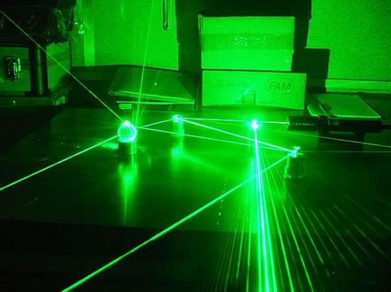天体用レーザーポインター