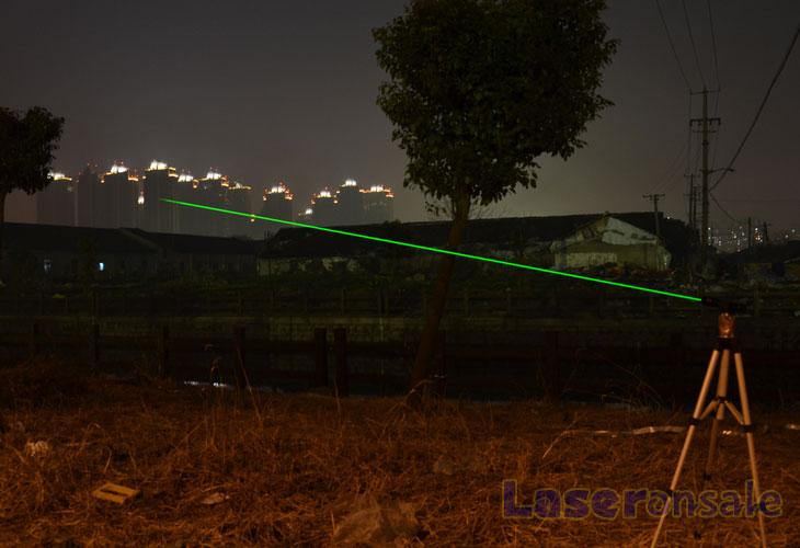 グリーンレーザーポインター 1000mW