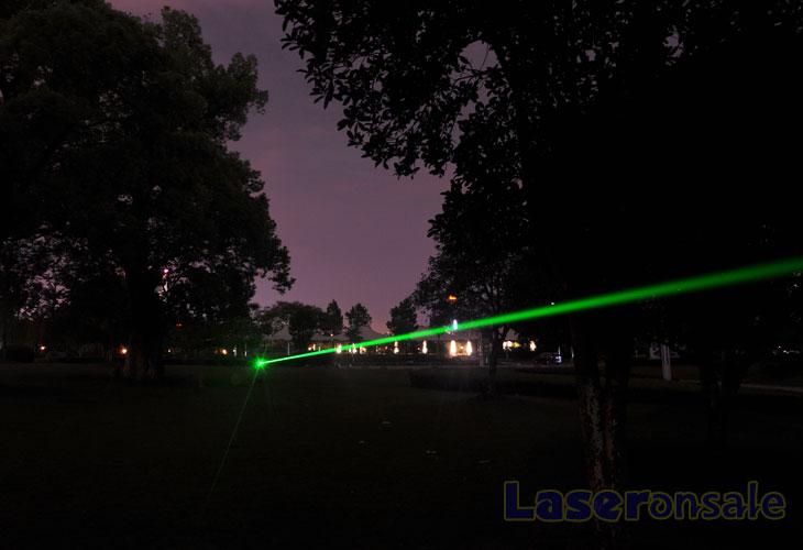 緑色レーザーポインター 1000mW