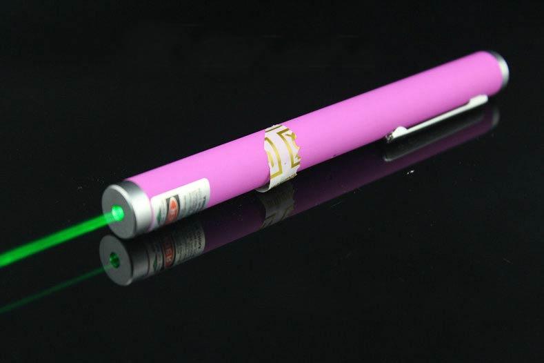 100mwペン型グリーンレーザーポインター